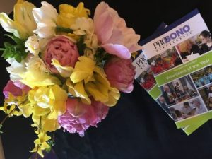 VOTY Flowers and Program Photo